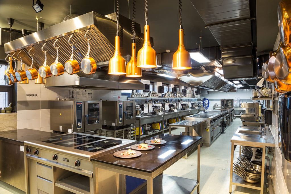 Kitchens - CulinaryArtsEurope